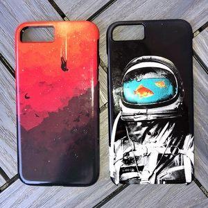 iPHONE PLUS CASES | 2 for 1 Bundle